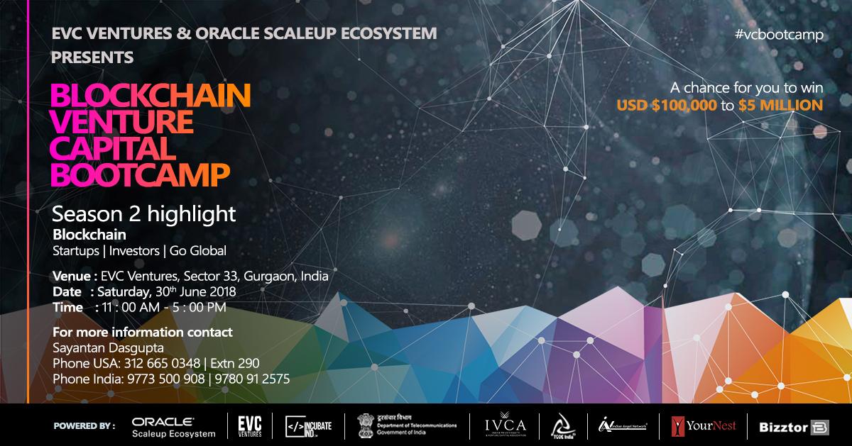 EVC Ventures   Event